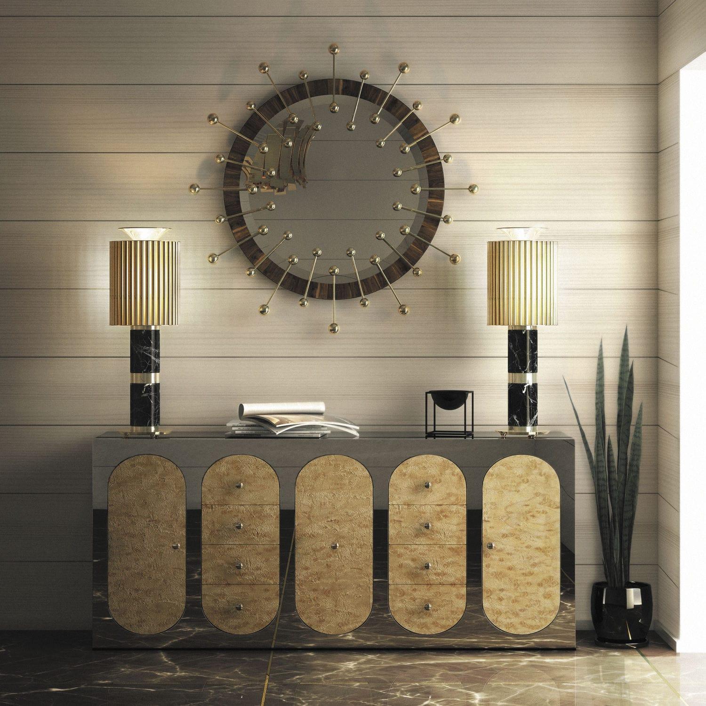 Miroir de salle de bain mural / de chambre à coucher / de salon ...