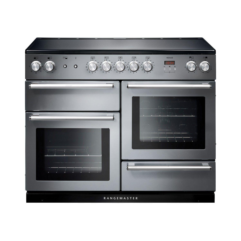 cuisinière électrique / à induction / en fonte - nexus 110 - falcon