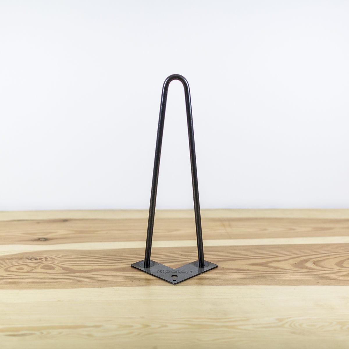 pied de table en acier contemporain pour table basse rsidentiel hairpin leg 2 - Pied Pour Table Basse