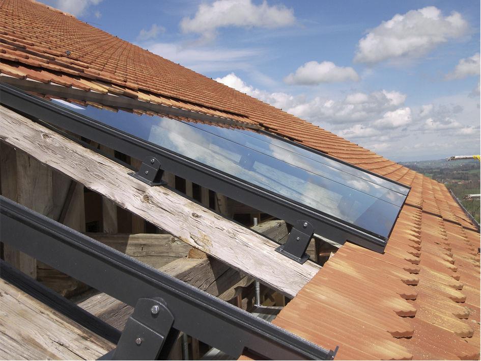 Isolation fenetre de toit