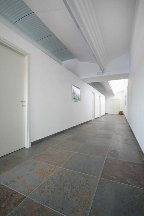 Carrelage Dintérieur Mural Pour Sol En Ardoise SLATES - Carrelage kaki