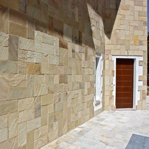 Revetement mural pierre naturelle