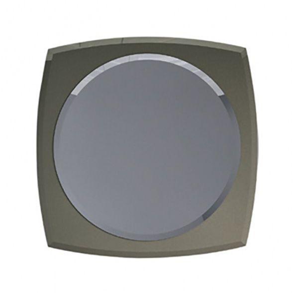 Miroir de salle de bain mural / Art Déco / rond - BDR-ART ...