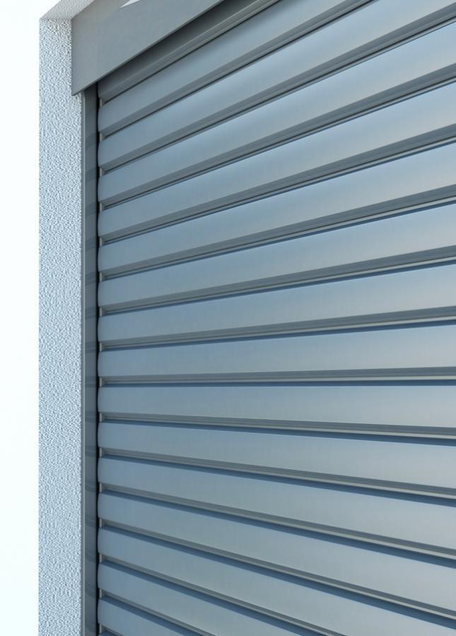 ... Store Vénitien / En Aluminium / Du0027extérieur / Motorisé ...