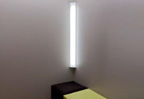 Applique murale d angle luminaire cinemaniacannes