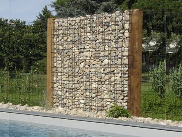 Cloture Maison Design. Garden Fence Aluminum With Cloture Maison ...