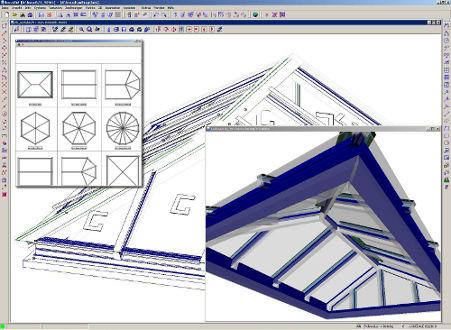 Logiciel De Dessin / DAO / Du0027architecture / Pour Escalier   3D PMR