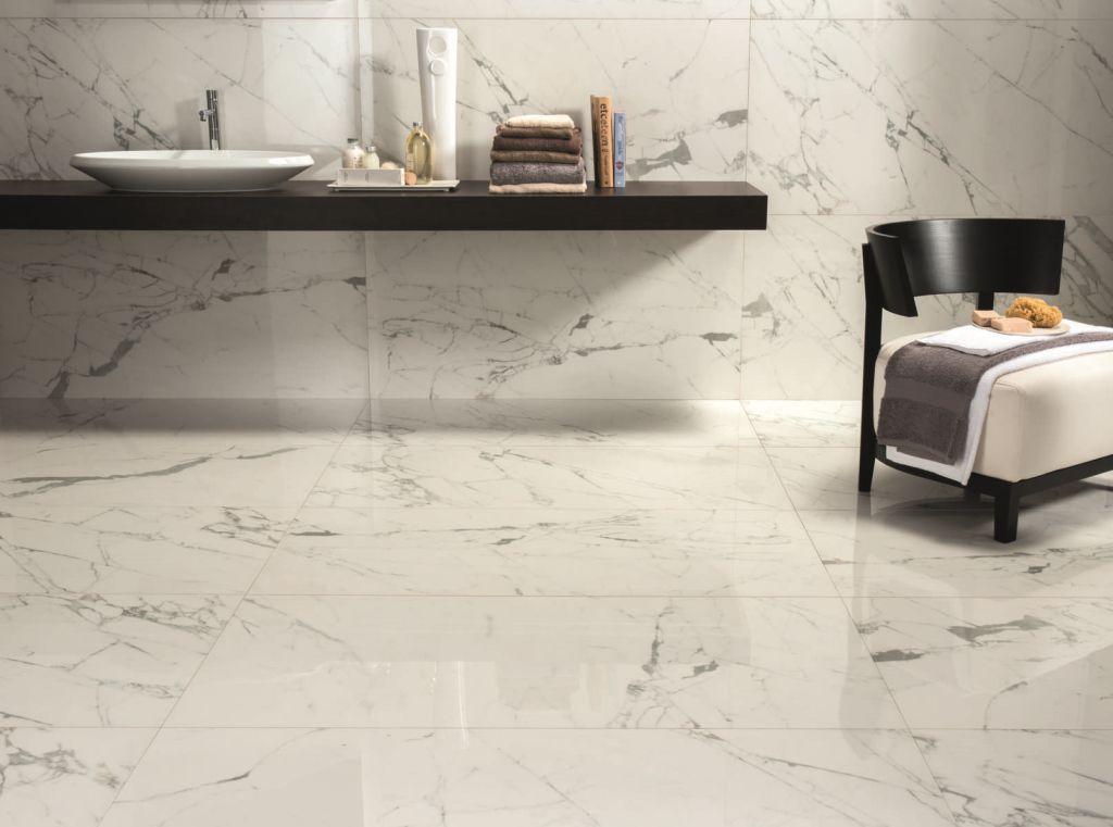 Carrelage aspect marbre / d\'intérieur / de sol / pour sol - ANIMA ...
