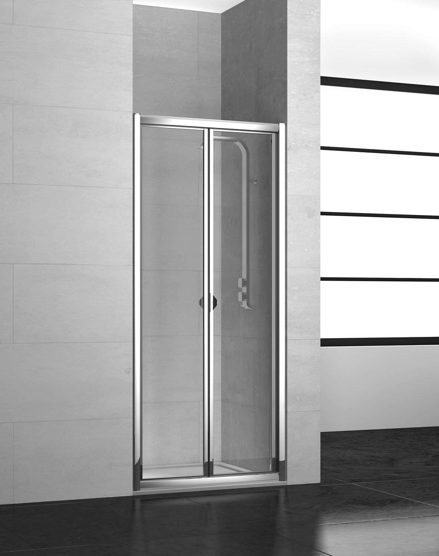 Porte de douche pliante 75 cm
