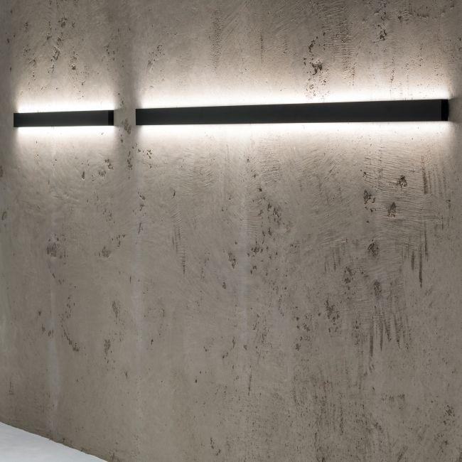 Femtoline Delta À Led Applique Murale Light En Aluminium W Linéaire Contemporaine wPXikTuOZ