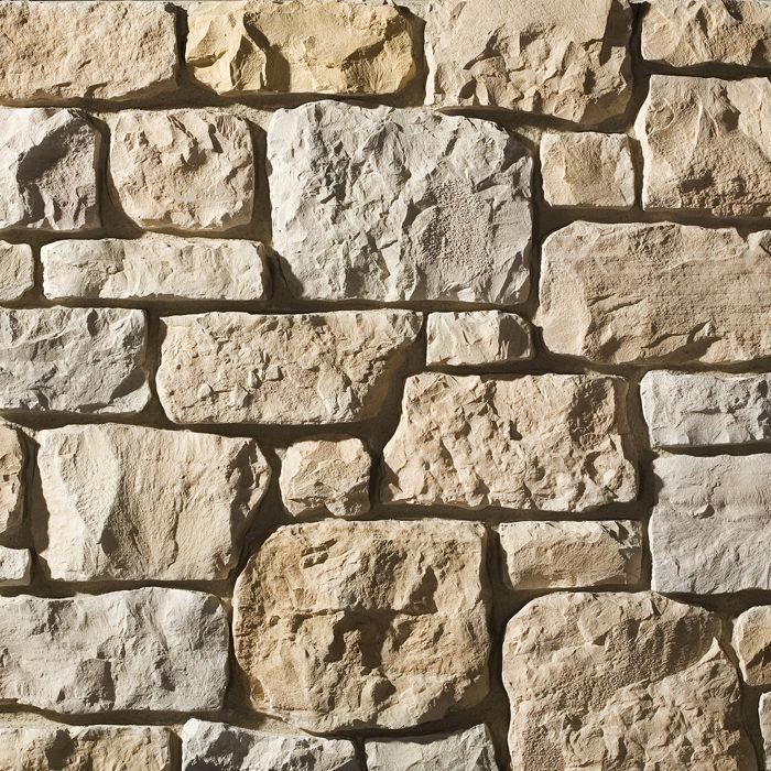 Parement en pierre reconstituée extérieur