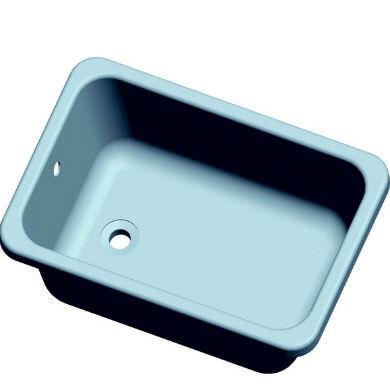Baignoire En Plastique Pour Bébé Sanitec Pareo