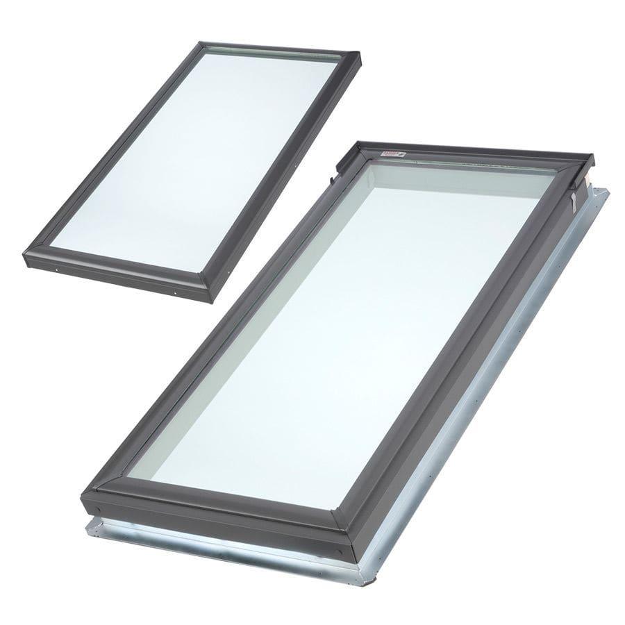 Célèbre Fenêtre de toit fixe / en bois / en aluminium / à double vitrage  OZ76