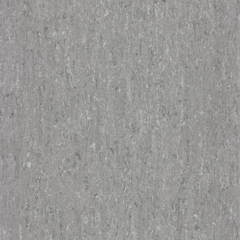 Revêtement de sol en linoléum / professionnel / lisse / aspect béton ...