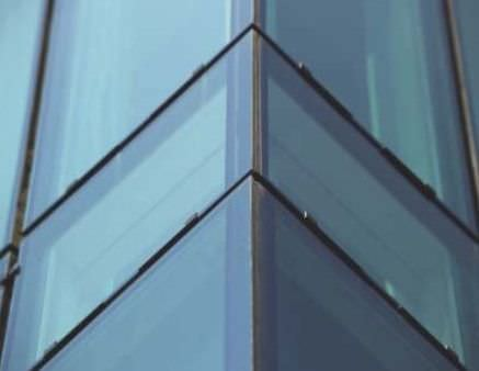 Profilé en aluminium / pour mur-rideau - ELEGANCE 52 SG - Sapa ...