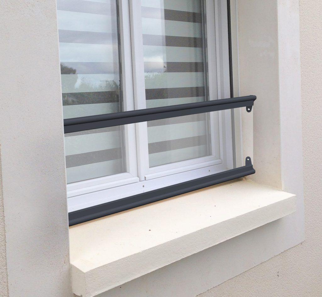 Garde Corps à Barreaux Dextérieur Pour Fenêtre Veraline Orial
