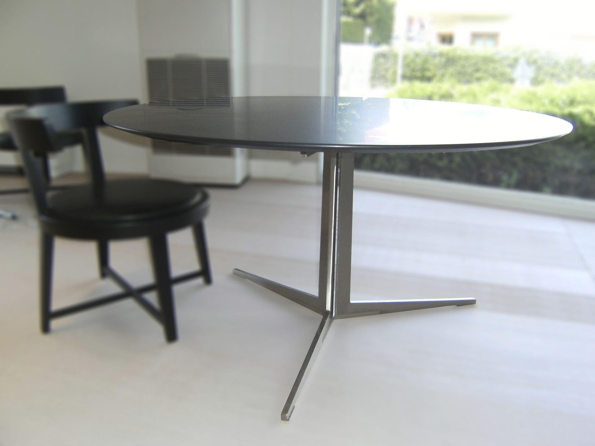 Table A Rallonge Fly Table De Salle E Manger Table De Cuisine  # Table Television En Bois De Sapin