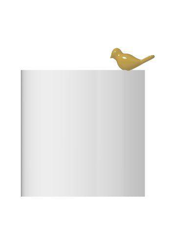 applique murale oiseau