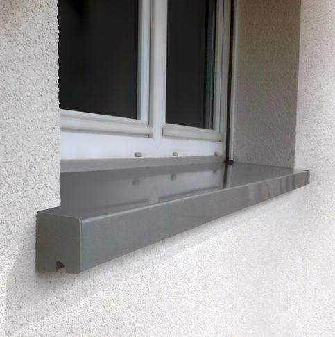 ... Appui De Fenêtre En Aluminium / Du0027extérieur