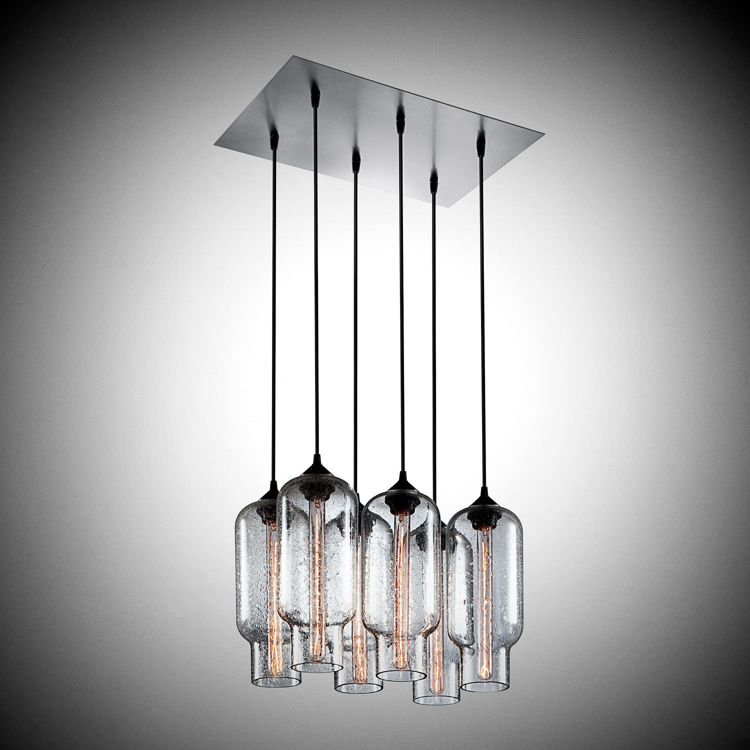 chandelier contemporain