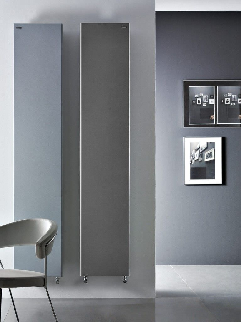 radiateur a eau vertical