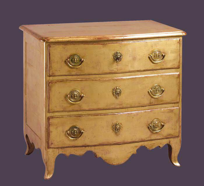 commode gustavienne