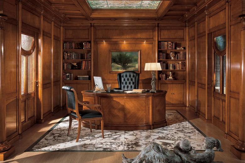 Bureau en bois / classique / professionnel - LORD - BAMAX
