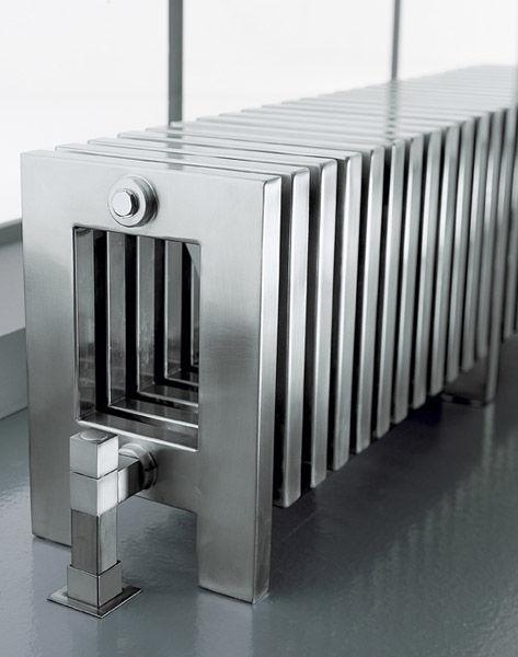Assez Radiateur à eau chaude / électrique / en acier / contemporain  JO57