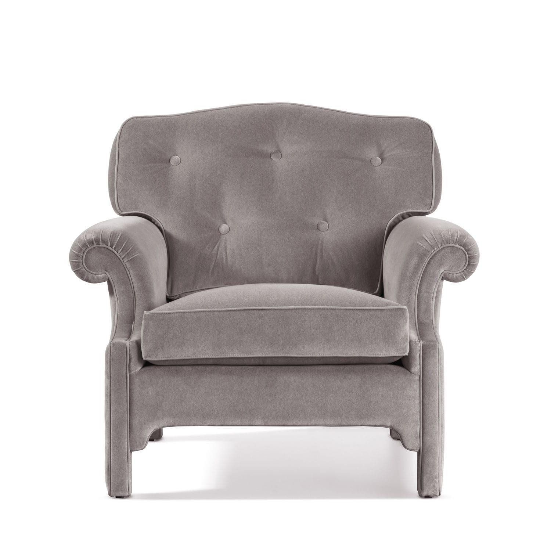 fauteuil classique en tissu avec revtement amovible club paris hollywood hol 12b - Fauteuil Club Paris