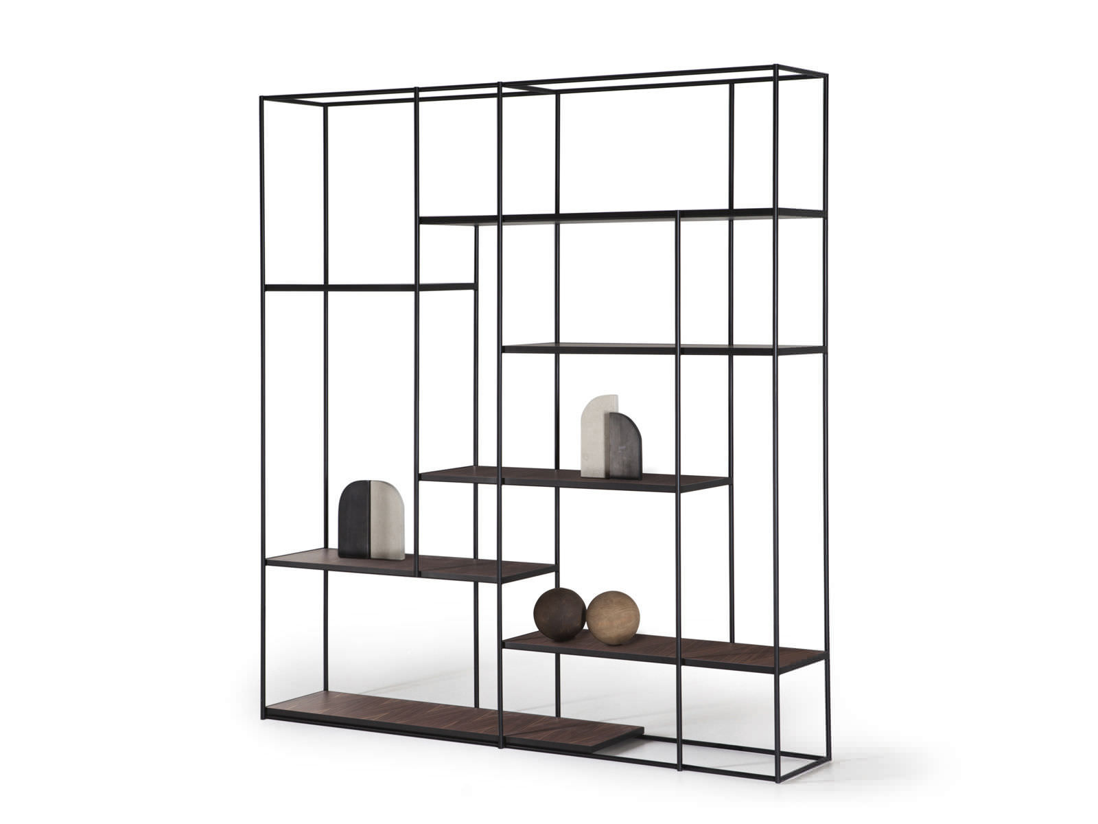 etagere metallique modulable