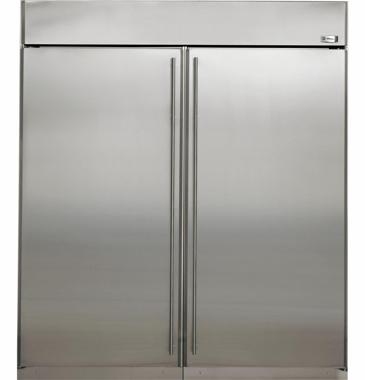 Congélateur armoire / en inox / à économie d\'énergie - ZIFS360NXLH ...