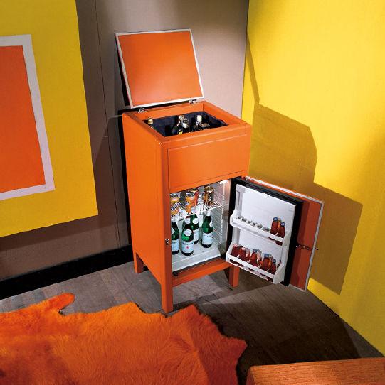 meuble mini frigo