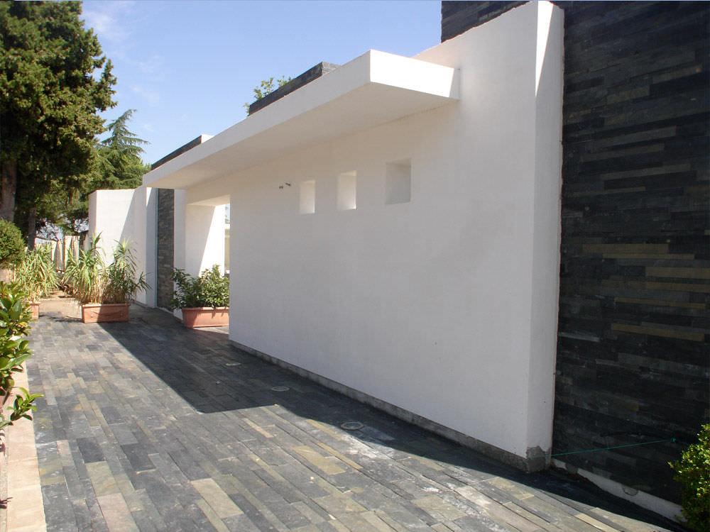 carrelage de salle de bain dextrieur pour sol en ardoise floor african black