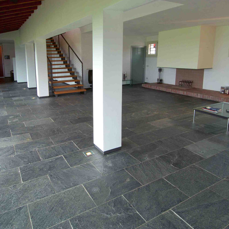 Carrelage D Interieur De Sol En Ardoise A Motif Floor