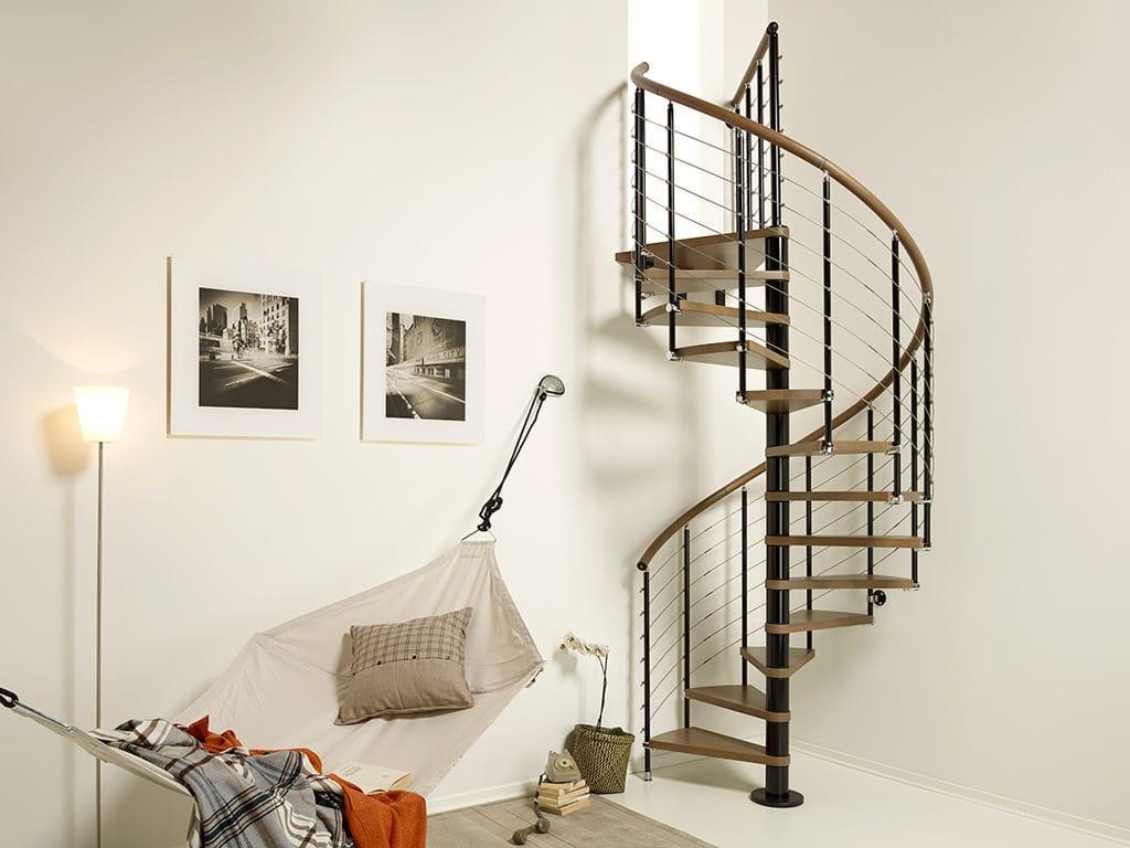 escalier helicoidal albini fontanot