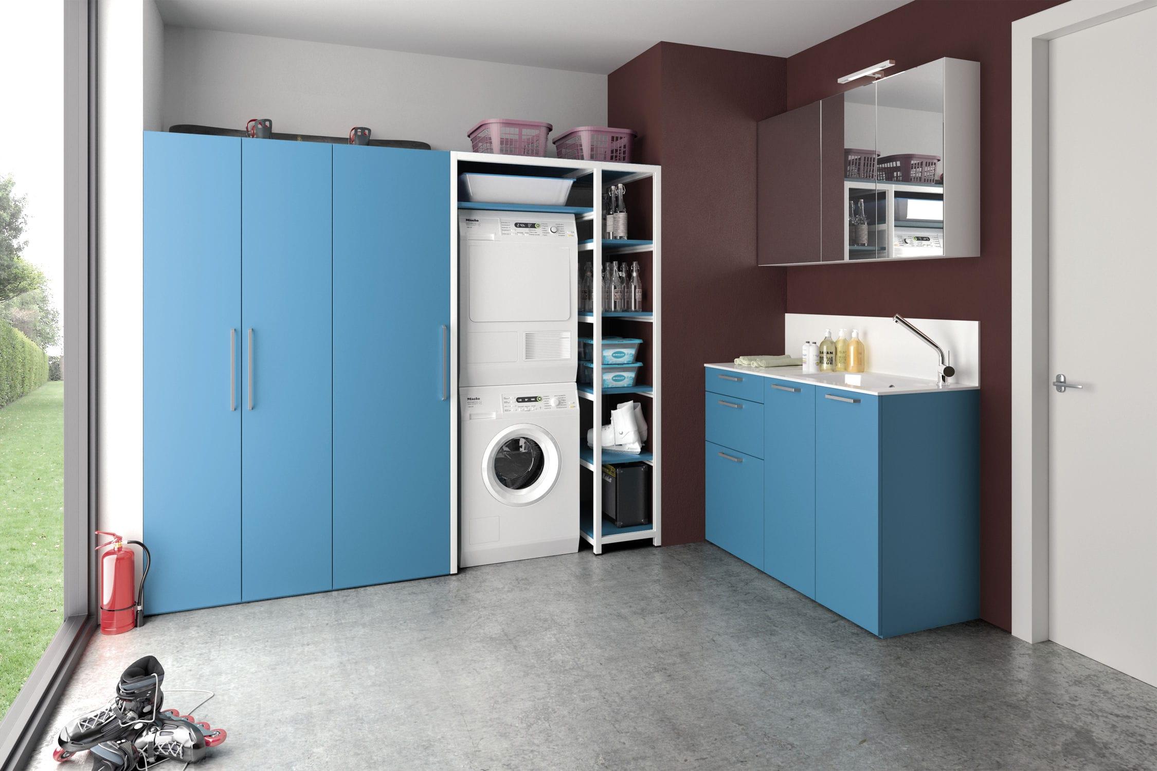 meuble de rangement pour buanderie - laundry 5 - archeda