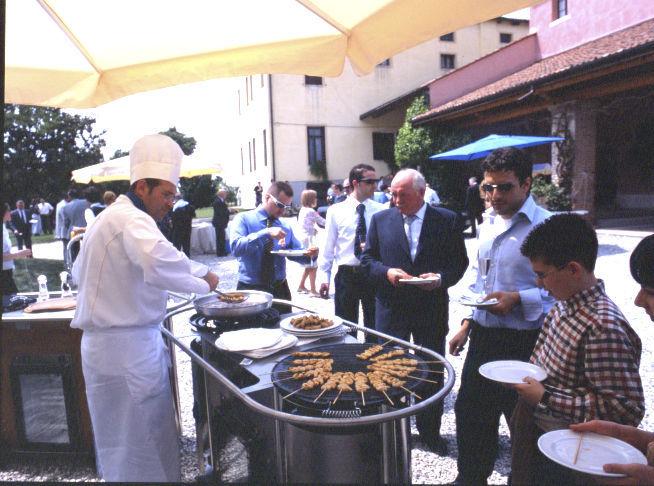 cuisine en inox / professionnelle / mobile - bongos : tcs bg 005 ... - Cuisine Professionnelle Mobile