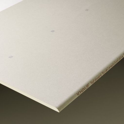 Lovely Plaque De Platre Isolante #5: Plaque De Plâtre Isolante Rigide / Pour Intérieur / Pour Usage Médical -  SAFEBOARD GKF