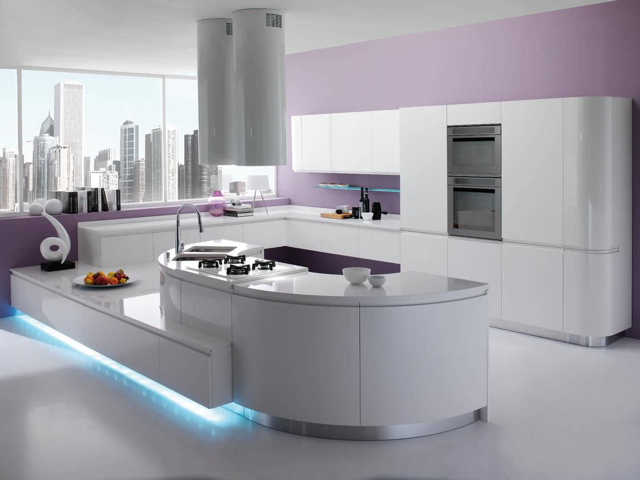 Beautiful Cucine Moderne A Isola Pictures - Home Design Ideas 2017 ...