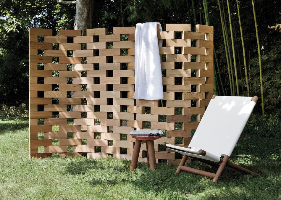 Paravent De Jardin En Bois #9: Paravent Contemporain / En Bois / De Jardin - ZEN By Ludovica U0026 Roberto  Palomba