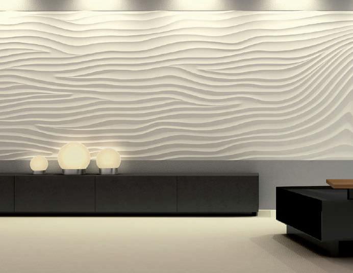 Panneaux décoratifs plâtre