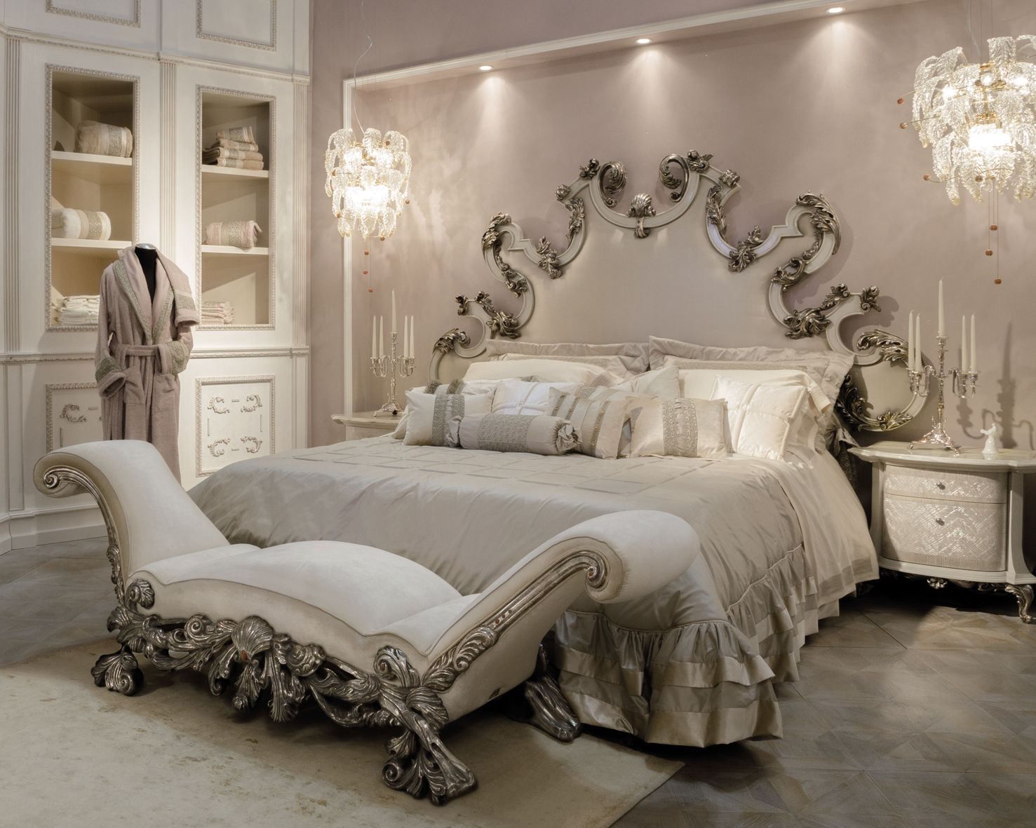 Style Chambre A Coucher Adulte. Chambre Complte Helen Chambre Adulte ...
