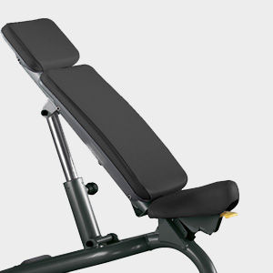 banc de musculation technogym