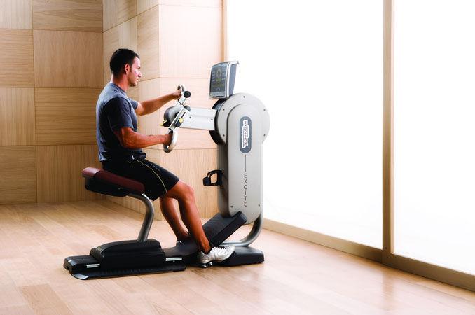 appareil musculation rotation