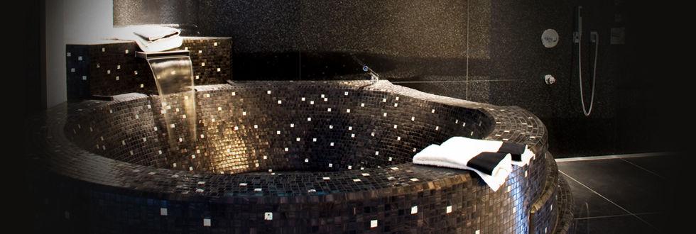 Trend Mosaique mosaïque d'intérieur / murale / en verre / texturée - brillante 260