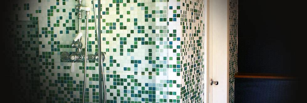 Trend Mosaique mosaïque d'intérieur / murale / en verre / polie - shading blend