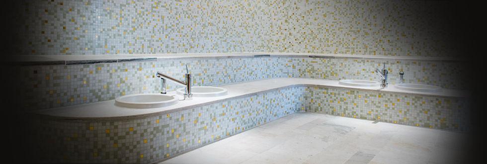 Trend Mosaique mosaïque d'intérieur / de cuisine / de sol / en verre - vitreo 179