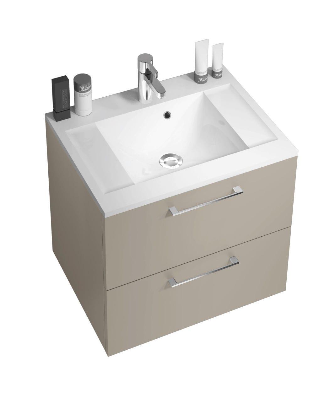 Meuble Salle De Bain Delpha Urban Pro ~ meuble vasque suspendu en m lamin classique urban pro
