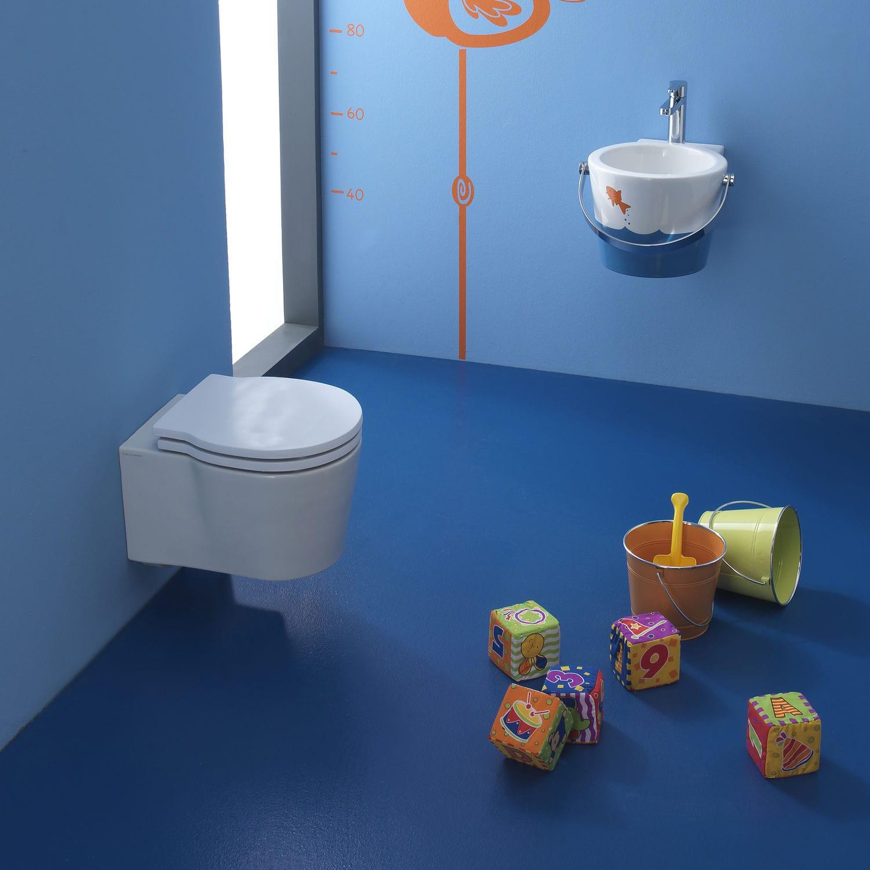 Toilettes Suspendue En Ceramique Pour Enfant Bucket 8815 By