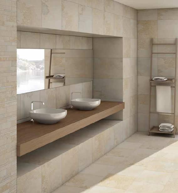 carrelage salle de bain gres cerame